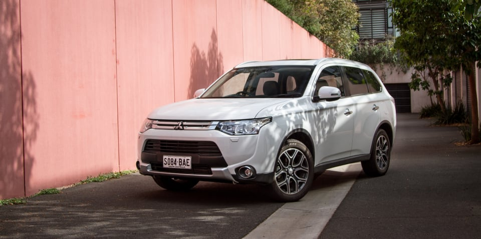2015 Mitsubishi Outlander Aspire Speed Date