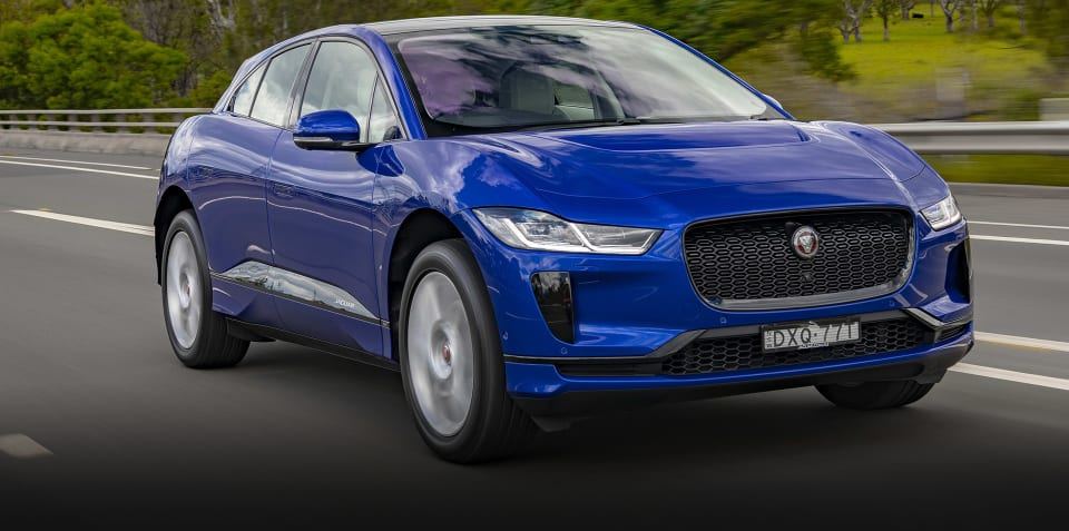 Jaguar I-Pace wins 2019 World Car of the Year