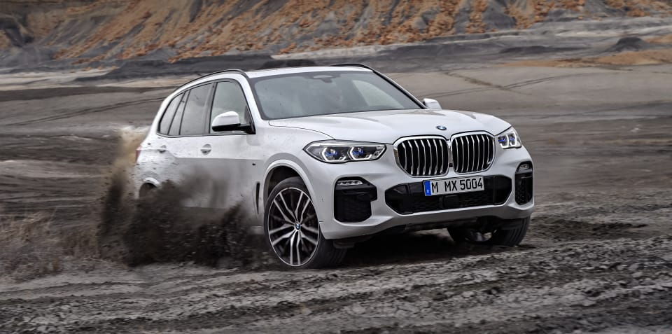2019 BMW X5 pricing and specs
