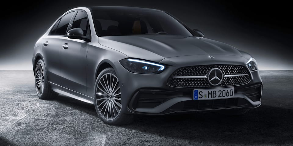 Electric Mercedes-Benz C-Class not due until after 2024 – report