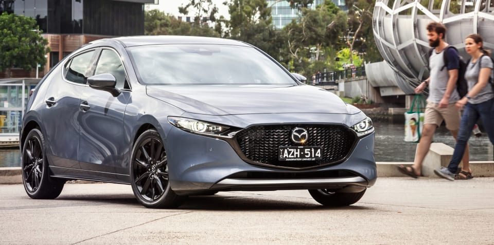 Mazda 3 hot hatch in the works - report