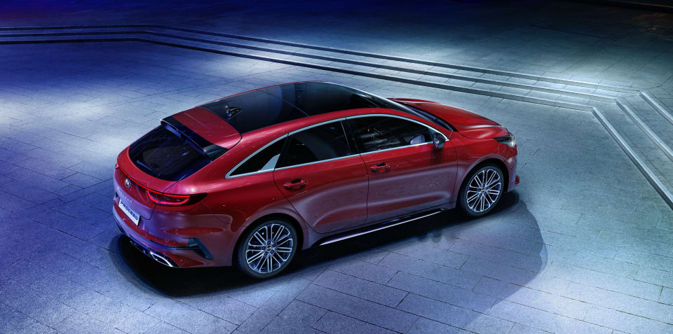2019 Kia ProCeed ruled out for Australia