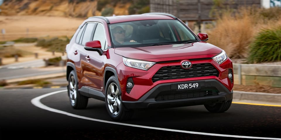 2019 Toyota RAV4 review