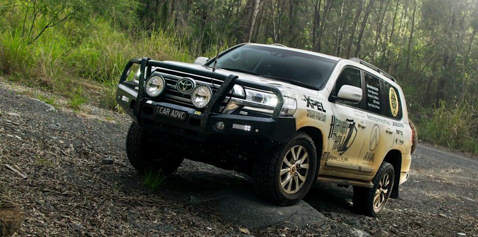 Highway 1 To Hell – Fastest lap around Australia's Highway 1