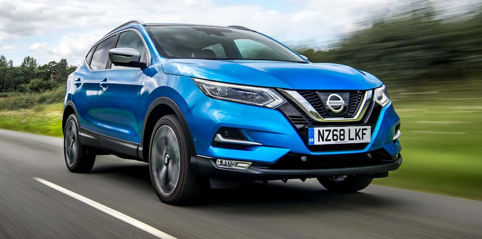 Nissan Qashqai gets new 1.3L turbo in Europe