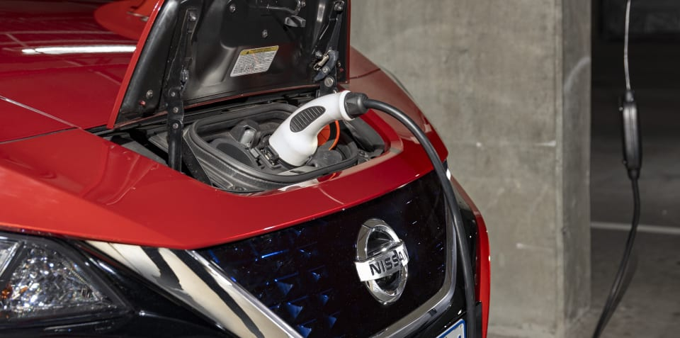 Q&A with Nissan's electric vehicle boss