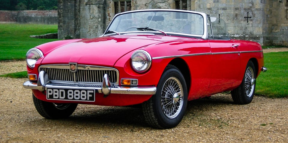 Classic Marques: The Story of MG – Part 1