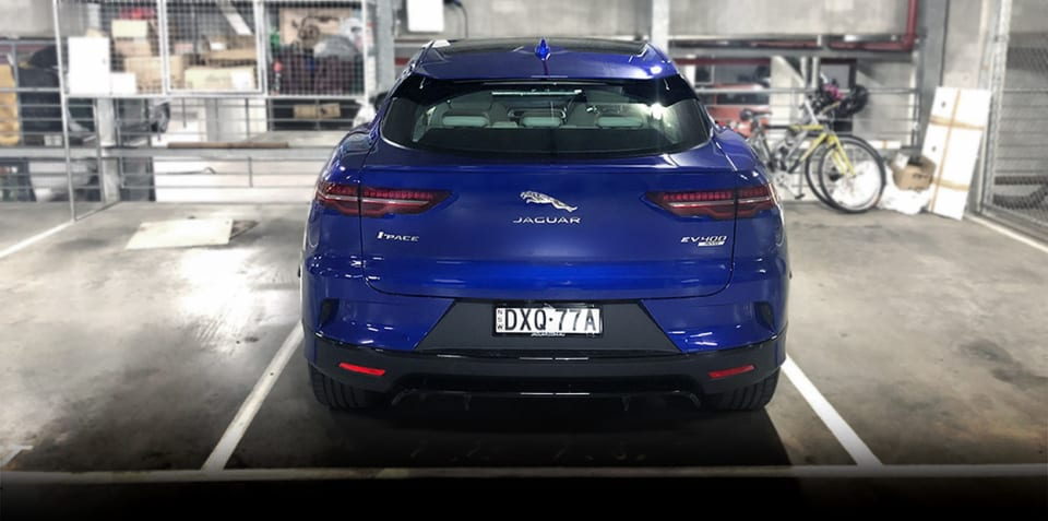 2019 Jaguar I-Pace SE long-term review: Living with an EV in an apartment