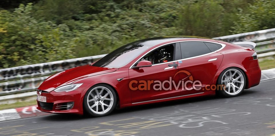 Tesla Nurburgring record attempt: everything we know so far