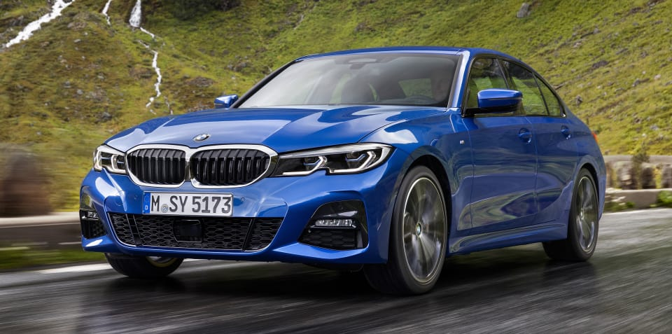 2019 BMW 3 Series pricing and specs