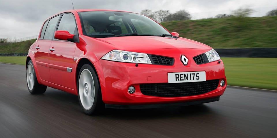 2008 Renaultsport dCi diesel hot-hatch