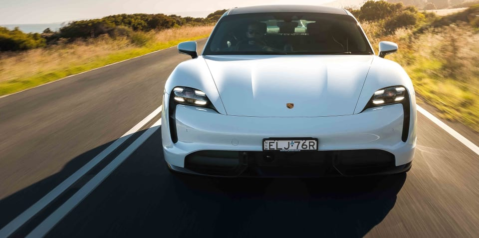 2021 Porsche Taycan review: Turbo and Turbo S