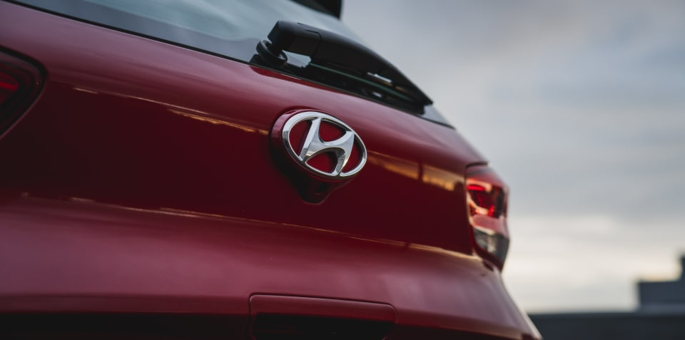Hyundai named brand of the year at Red Dot Awards