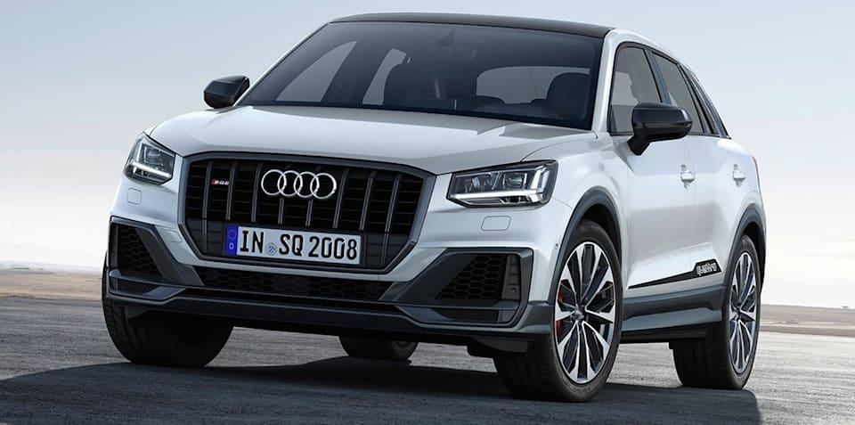 2019 Audi SQ2 revealed - UPDATE
