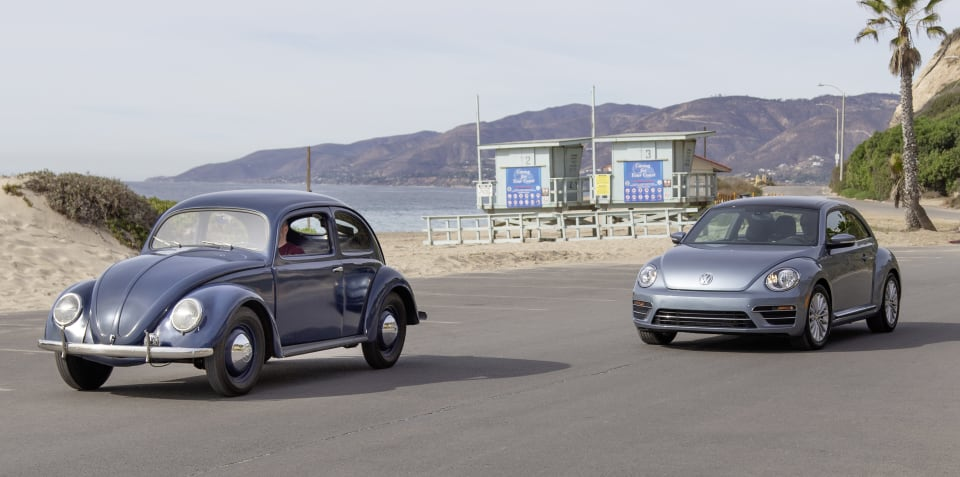 Why the Volkswagen Beetle reached the end of the line
