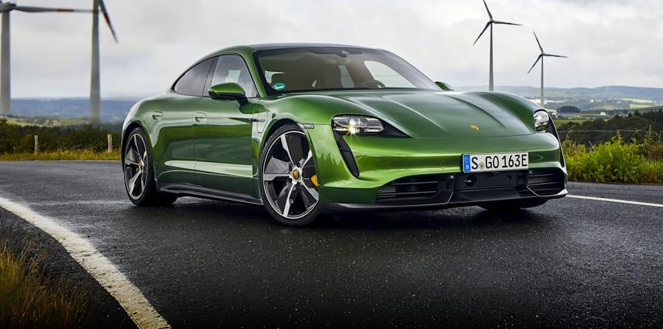 2020 Porsche Taycan review