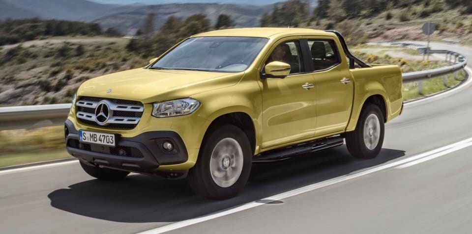 Future of Mercedes X-Class ute in doubt - report