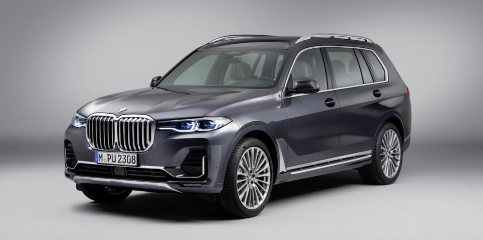 2019 BMW X7 pricing and specs