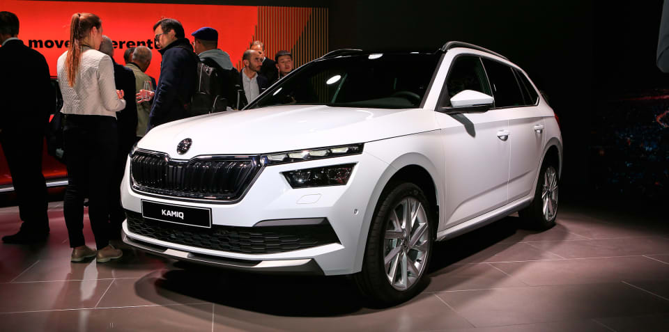 2020 Skoda Kamiq revealed, here late Q1 next year