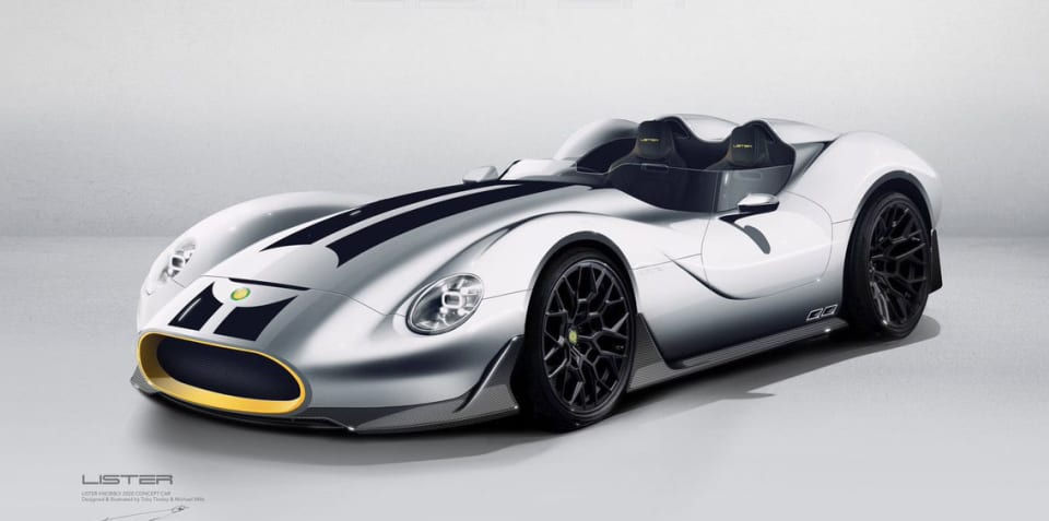 New Lister Knobbly heading for production
