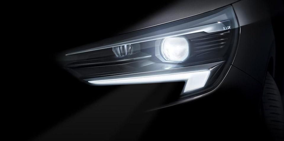 2019 Opel Corsa teased
