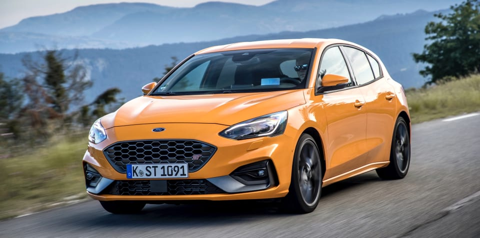 2020 Ford Focus ST priced from $44,690 and in showrooms early 2020