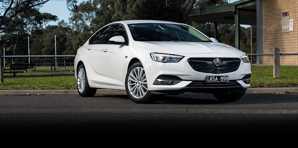 2018 Holden Calais review