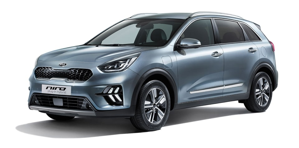 2020 Kia Niro revealed for Geneva