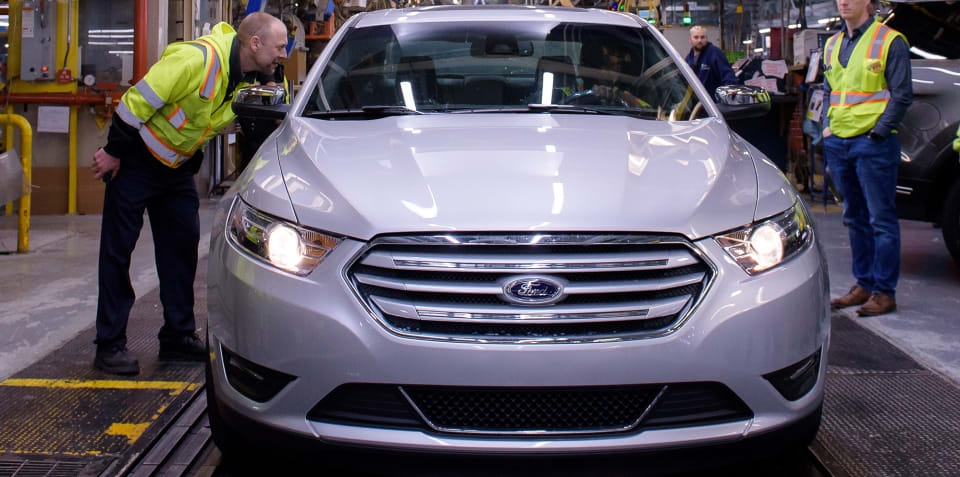 Ford Taurus: Production ends for American sedan