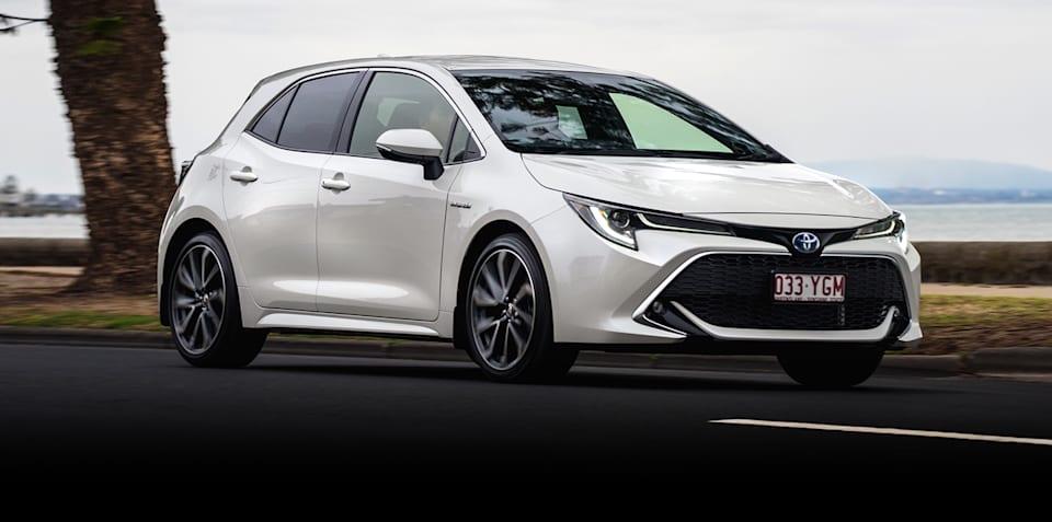 2019 Toyota Corolla ZR hybrid review
