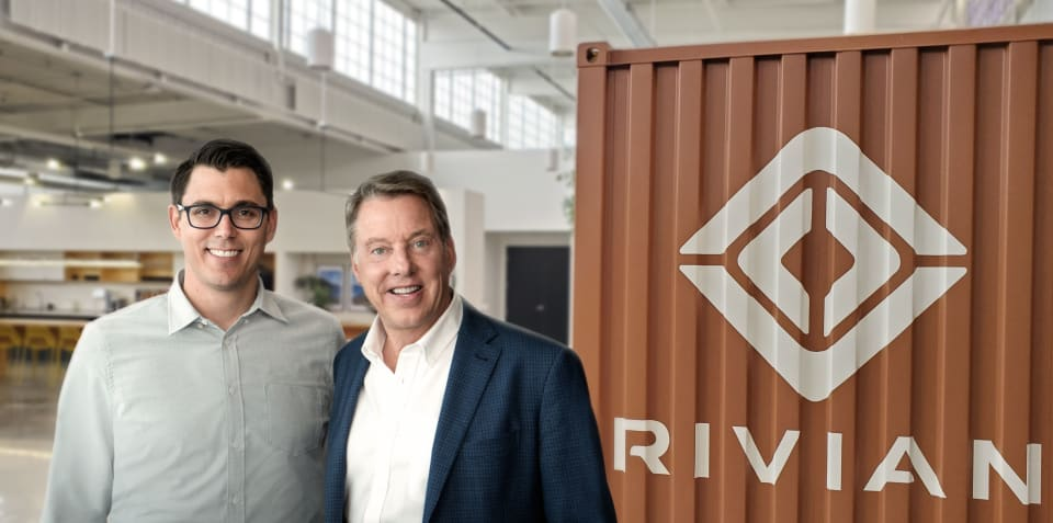 Ford to build to electric car on Rivian platform, invest in company