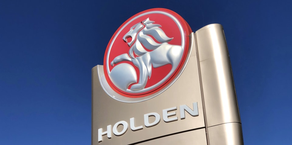 Holden posts lowest monthly sales since 1948