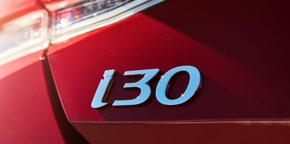 Hyundai i30 on track to be Australia's top-selling car thanks to name change