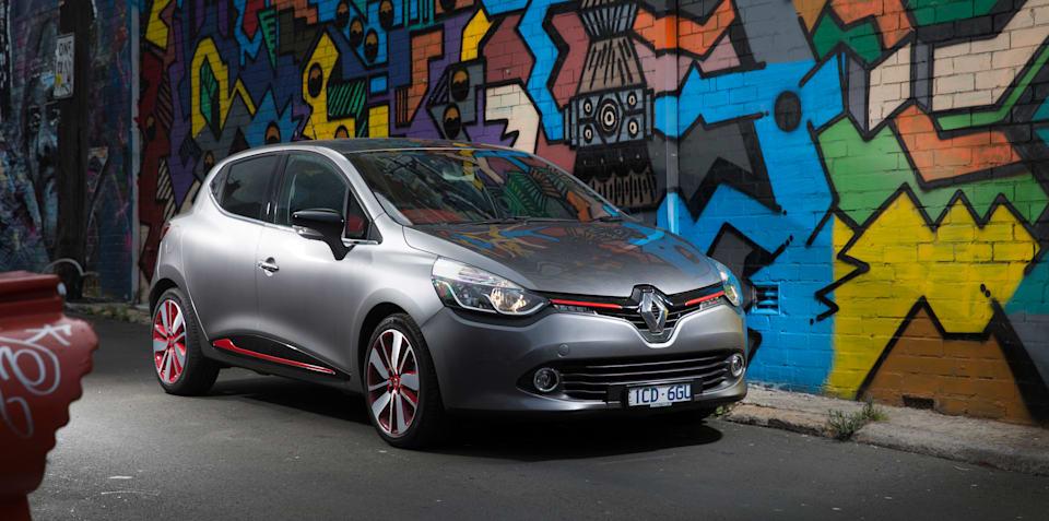 2014 Renault Clio Dynamique Speed Date