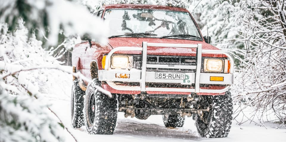 Project Cars: 1985 Toyota 4Runner SR5 – Update