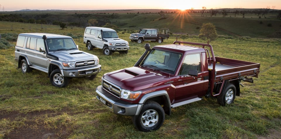 Toyota LandCruiser hits 10 million global sales, passes 1 million in Australia