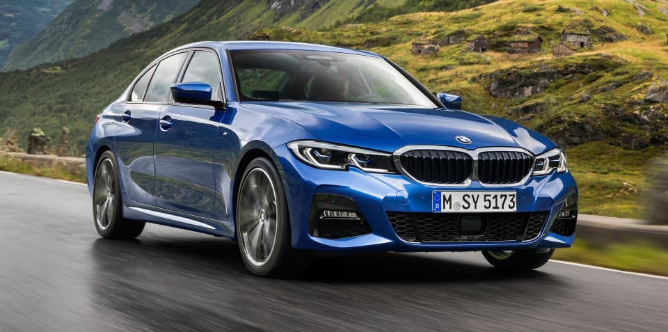 2019 BMW 3 Series revealed in Paris