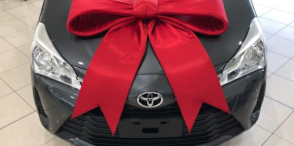2020 Toyota Yaris to go hybrid