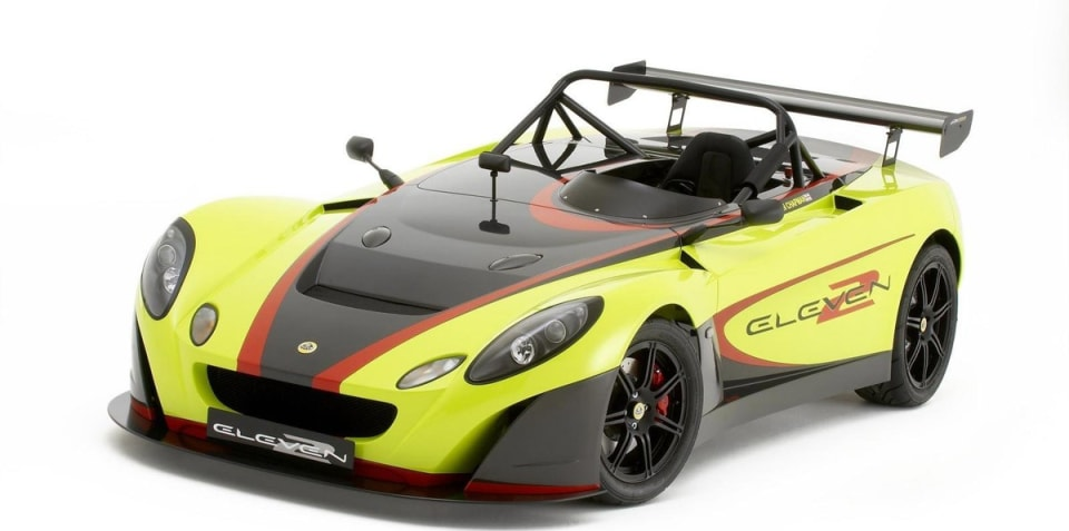 New entry-level Lotus 2-Eleven