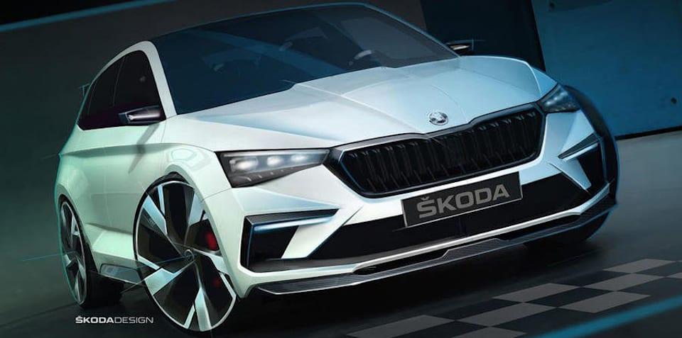 Skoda: Scala RS 'would make sense'