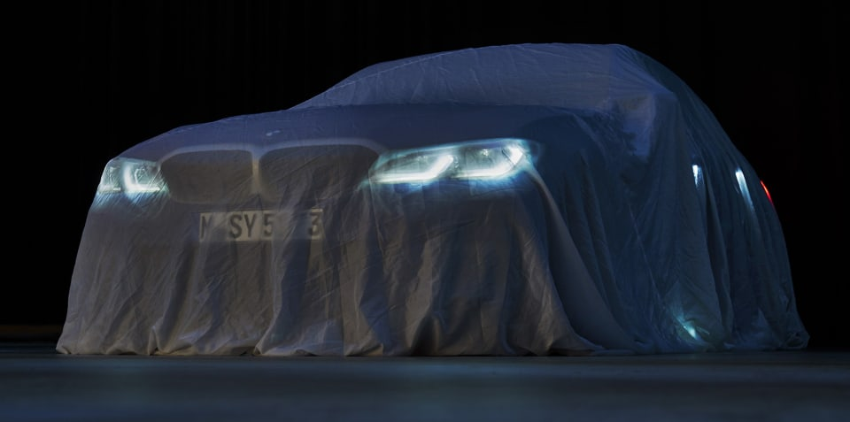 2019 BMW 3 Series confirmed for Paris