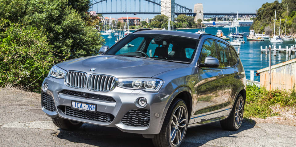 2015 BMW X3 28i M Sport Speed Date