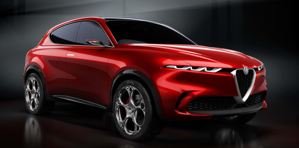 Design Review: Alfa Romeo Tonale (2019)