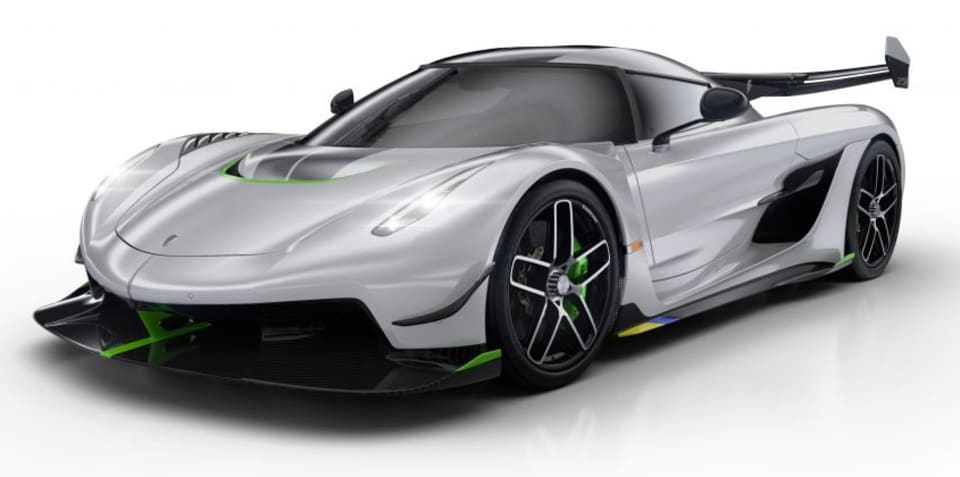 Koenigsegg Australia sells two Jesko hypercars at $6m+ each; 30-50 cars a year planned going forward