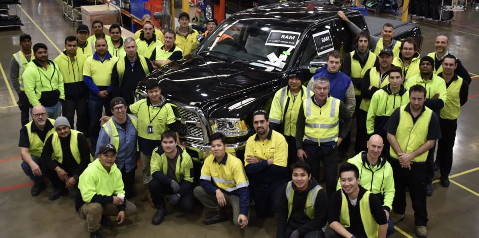 Exclusive: Ram Australia moves to 24-hour production, $10 million investment, local jobs boost
