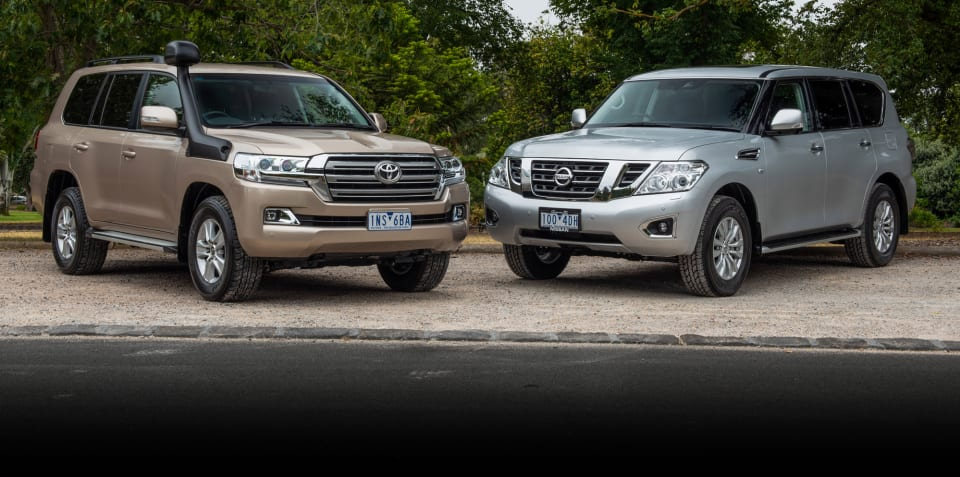 Nissan Patrol Comparisons: Review, Specification, Price | CarAdvice