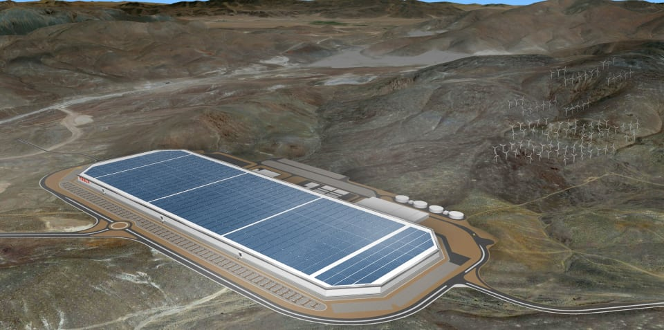 Tesla buys land for first Chinese factory