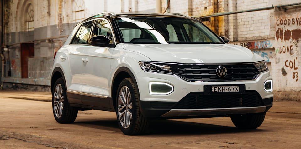 2021 Volkswagen new cars