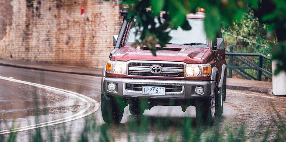 2020 Toyota LandCruiser 76 Series GXL review