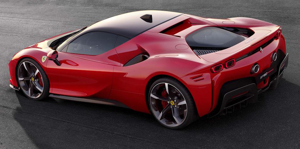 Ferrari SF90 Stradale sold out despite $1 million price